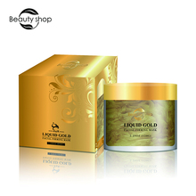 private label 24 karat gold co2 matcha blackhead removal peel off whitening moisturizing gold collagen crystal facial mask
