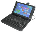 Great !!! 7 inch PU bag keyboard with micro cable