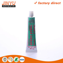 Quick bond Liquid Acrylic Resin waterproof fabric glue with using instruction