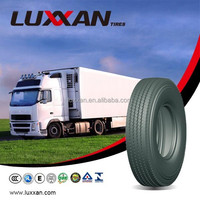 LUXXAN 10.00R20/11.00R20/12.00R20 good quality retread tires for light truck