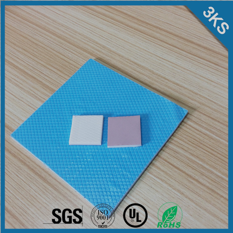 lcd monitor use silicone thermally heat conductive sheet pad