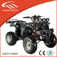 New model quad bike 150cc farm ATV quad CVT engine quads