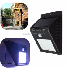 16 led Solar Powered Lamp Motion Sensor Outdoor Led Wall Light Solar Home Light