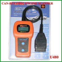 Auto diagnosis tool U480 CAN OBDII/EOBDII Memo Scanner