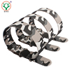 wholesale18mm 20mm 22mm camouflage color silicone nato watchstrap