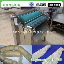 Stainless steel animal intestine casing washing cleaning machine for sheep pig and checken