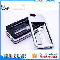 UNUODI-A22 1pcs/lot PU Leather Flip Cover phone case with Holder Stand Support