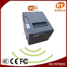 WIFI Portable mini POS Thermal Receipt Printer RP80W for Iphone