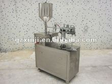 Tube Filling And Sealing Machine, toothpaste filling machine