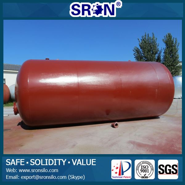 Well Corrosion Prevention Water Storage Tank/High Pressure Water Tank