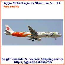 aggio free sample logistics golden china international company