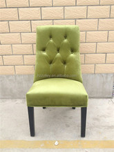 French Upholstered Dining Chair banquet Rental Chair
