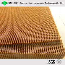 Commercial Grade Nomex Aramid Fiber Honeycomb Core