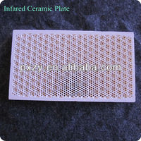 Burner&Heater Infared Honeycomb Ceramic Plate
