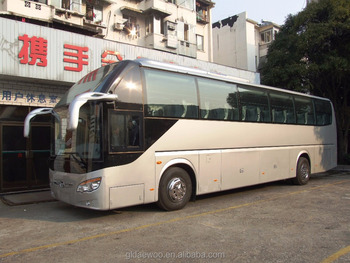 Daewoo GL6128HK luxury tourist bus