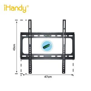 2018 NEW iHandy B42 UNIVERSAL FIXED LCD LED TV WALL MOUNT STAND BRACKET FOR 26 TO 55 INCH SIZE PLASMA LED TV WALL MOUNT