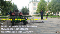 9GBL-1.4~9GBL-2.1 cutting raking machine from bush hog mower