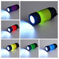 USB keychain torch mini gift torch flashlight
