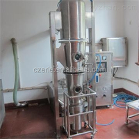Wheat Powder Fluid Bed Coater