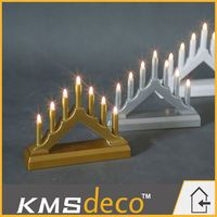 Newest factory sale special design plastic led candle light for sale
