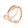 adjustable infinity shape jewelry wholesale silver 925 wedding rings