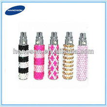Crystal Diamond eGo Battery for CE4 and CE5 Atomizer.hottst battery tube with all diamond ,great appearance