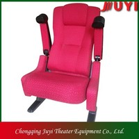 JY-614 Factory Price Fabric CupHolder 3D cinema chair cheap