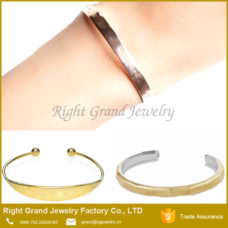 Fashion 18K Gold Platinum Write Name Bracelet Luxury Bracelet Men For Men