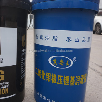 Dongying Changcheng / graphite grease / Molybdenum grease with good price