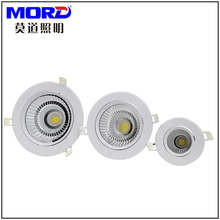 2017 hot style recessed harga lampu downlight