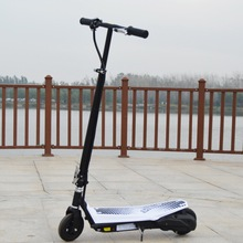 Outdoor sports battery operated folding scooter, 250W electric scooter for adults