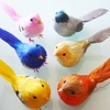 Artificial Feather And Foam Birds