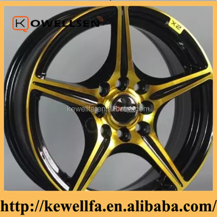 Kowellsen replica alloy car wheels rim for BMW,MB wheels,model 725