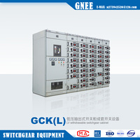 Gck Type Low Voltage Withdrawable Swithchgear