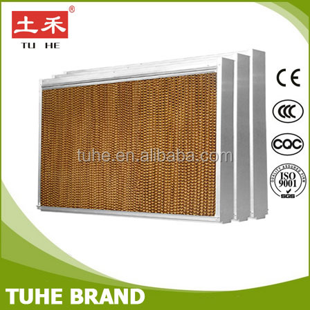 Poultry evaporative cooling pad manufacturer in Guangzhou China