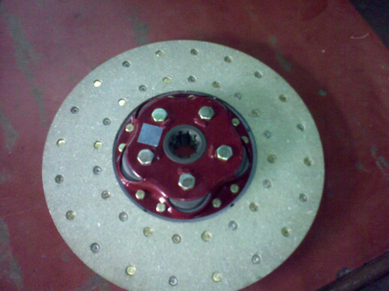 CLUTCH DISC UTB 650 TRACTOR
