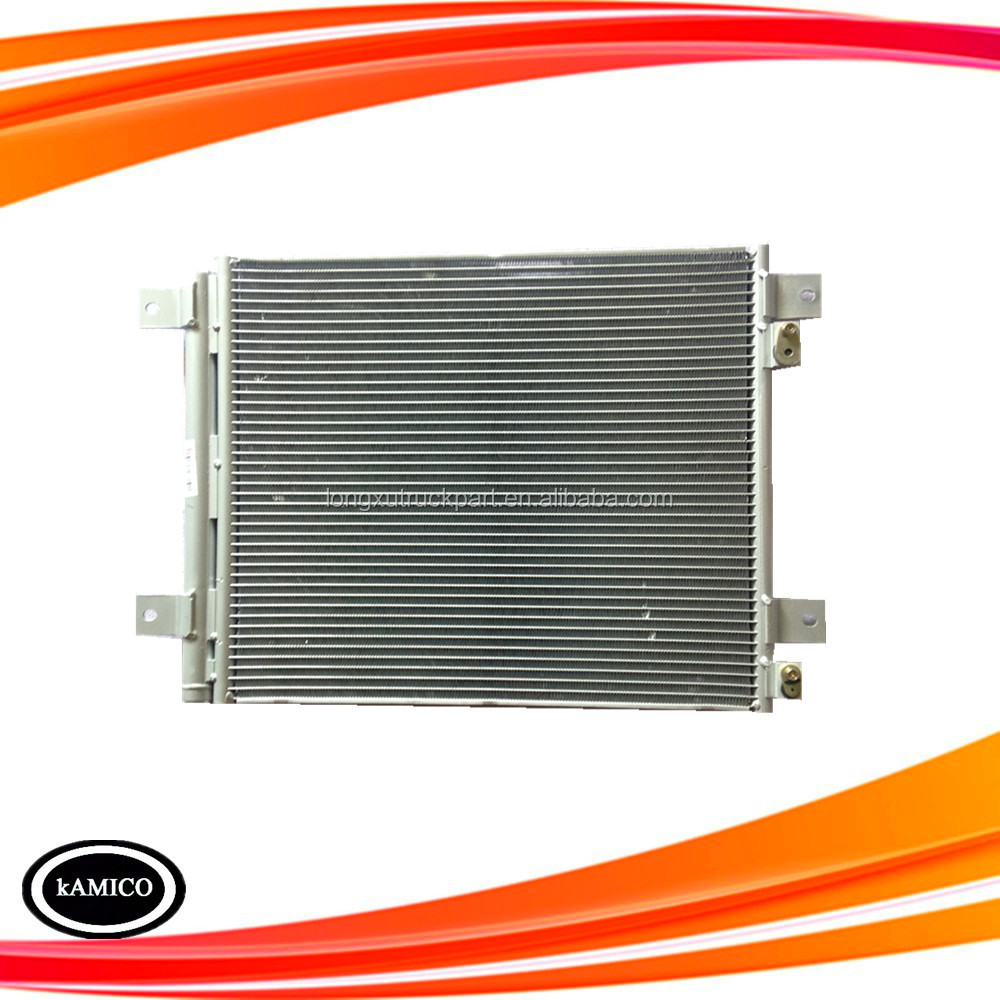 Sinotruk Hohan Heavy Truck Parts assy of condenser / radiator