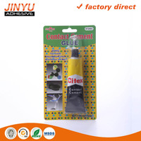 Jinyu good heat resistance suitable for interior and exterior applications contact cement glue