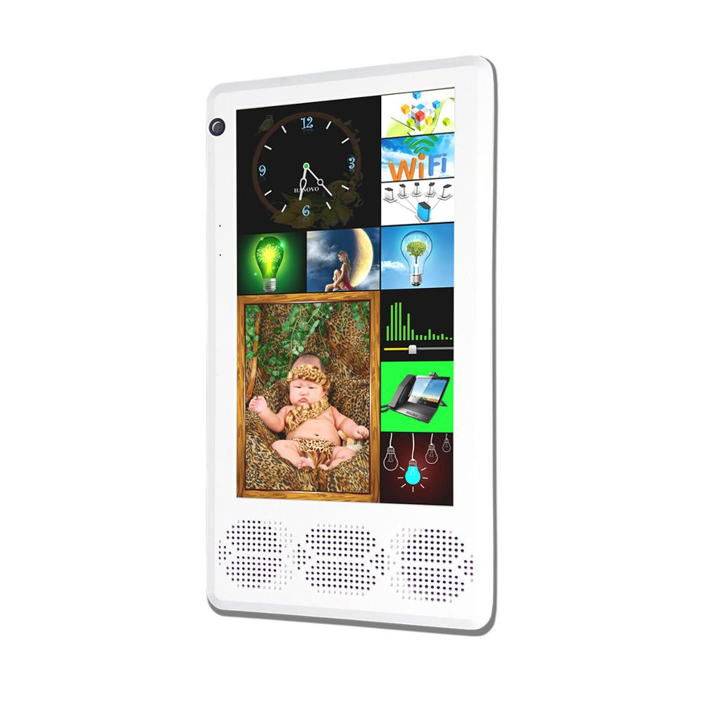 7 Inch TFT android touch screen camera smart home smart wifi light <strong>switch</strong>