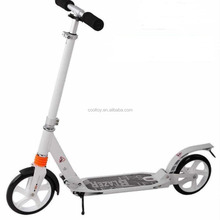 2016 Hot sell Coolwheel Adult City Scooter with 200mm Big Wheels and Inner Suspention