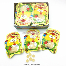 new design fruit flavor jelly gummy candy for children