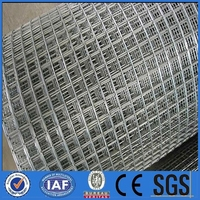 factory!!!hot dipped galvanized square wire mesh/black wire cloth welded wire mesh