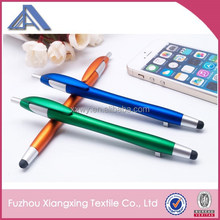 touch screen ball pen with logo printing