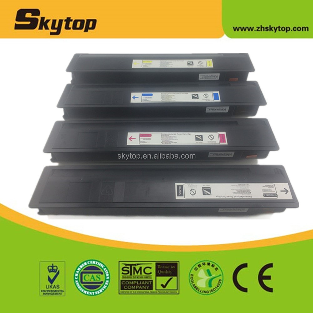 Skytop color toner cartridge T-FC30 for toshiba toner e studio 2050c 2051c/2550c/2551c