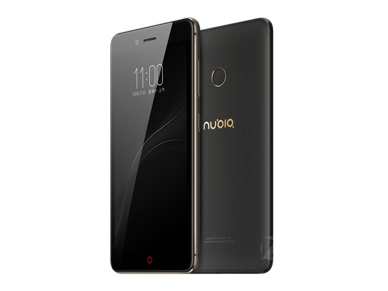 New Original Nubia Z11 Mini S LTE 4G Mobile Phone MSM8953 Octa Core 5.2'' Android 6.0 4GB RAM 64GB ROM 23.0MP Fingerprint ID