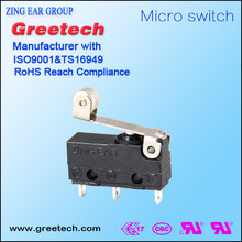 Range hood remote control push button roller type limit switches types in electronics automotive