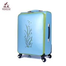 wholesale cheap price Durable and Lightweight personalized vogue trolley bag