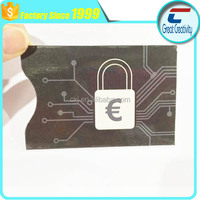 RFID Secure Credit Card Protector Envelopes Sleeves Theft Protection