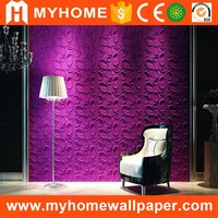 Plastic laminated wall panel for hotel