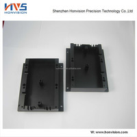 Shen Zhen Fabrication Black Anodized CNC
